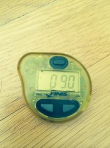 my running metronome