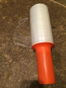 Roll of Shrink Wrap