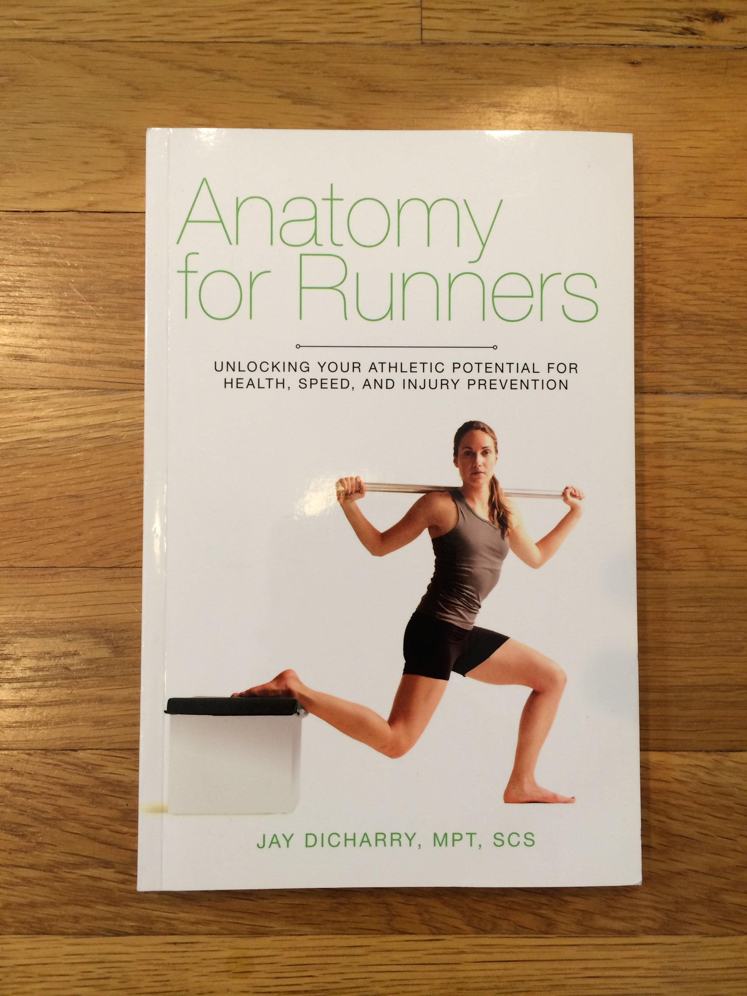 Review: Anatomy for Runners | The Athletic Time Machine