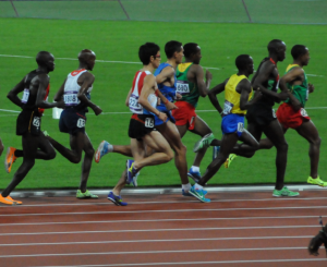 10000m Olympics