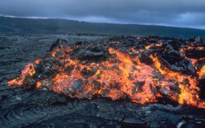 'a'a lava