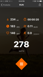 Running Efficiently